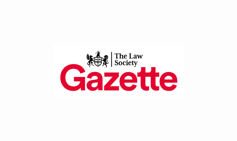 The Law Society Gazette - Firm hire - GQ Employment Law