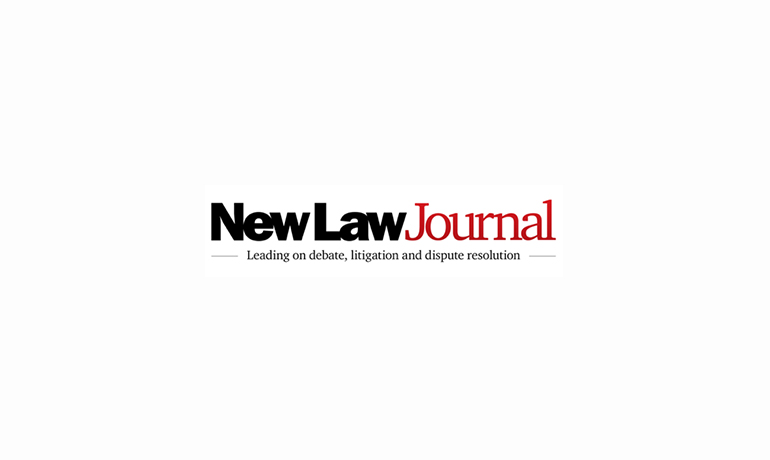 New partner joins boutique firm - The New Law Journal
