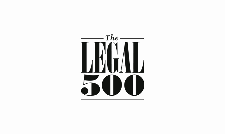 GQ in the Legal 500 2017