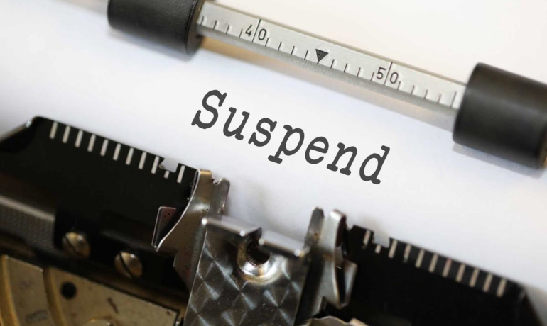 Suspending belief – is it appropriate to place an employee on leave?