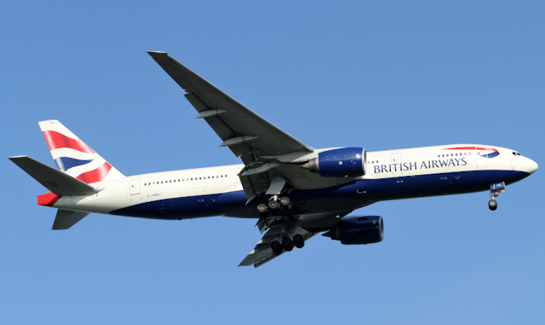 £183m BA fine is a 'warning shot'