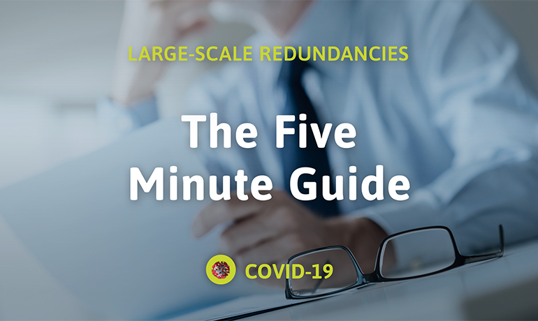Collective Consultation - The Five Minute Guide