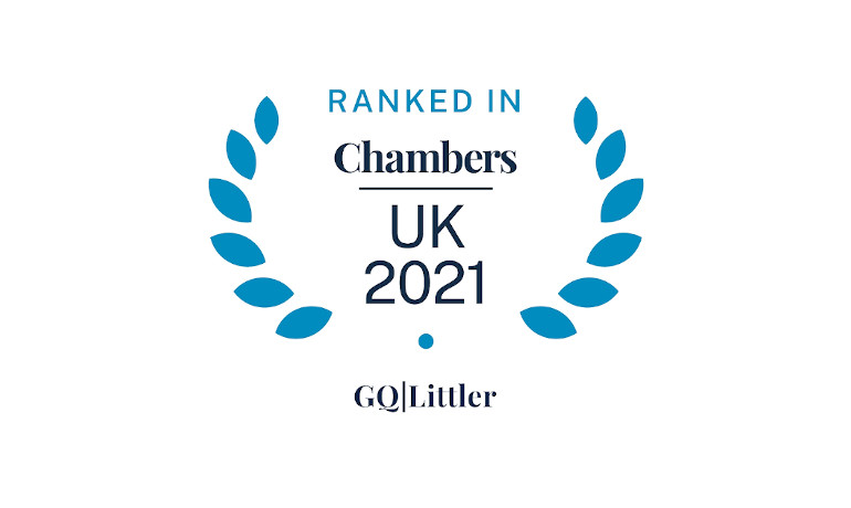 Chambers & Partners puts GQ|Littler among Top 27 employment law firms in the UK