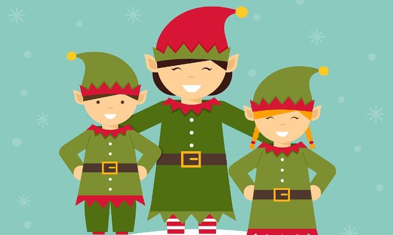 "Santa's workshop and his elves: 2020 has been ""snow joke"""