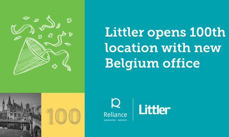 Littler Opens 100th Location with New Belgium Office