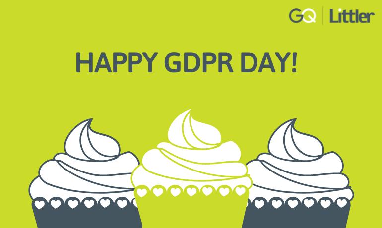 Happy 3rd GDPR Day!