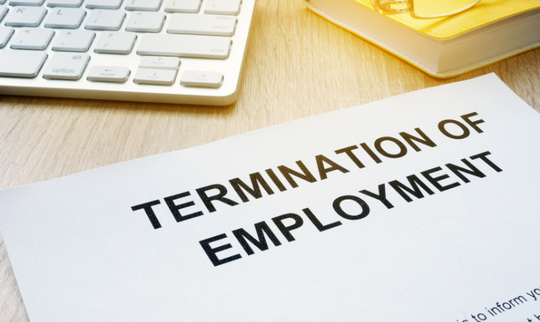 Dismissing employees in the UK