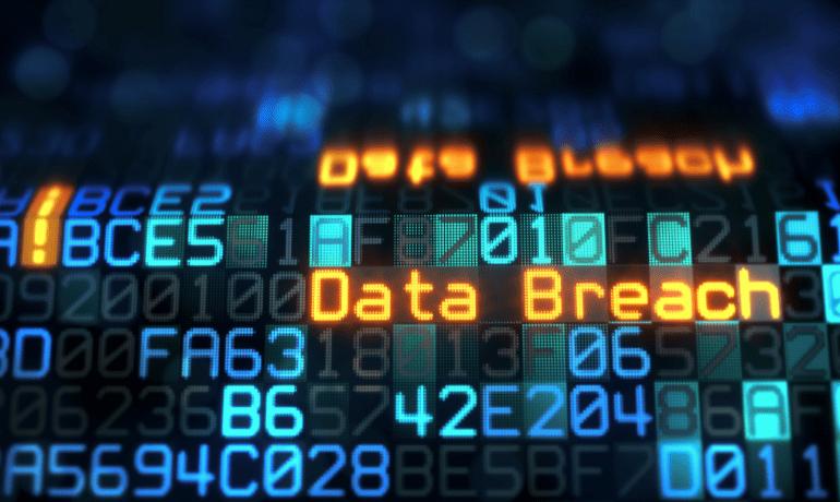 Data breach – Handling personal data breaches