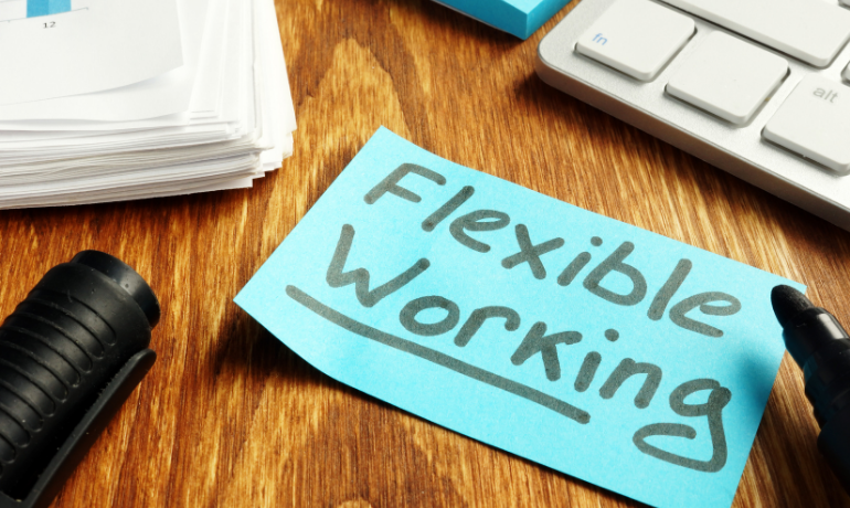 Flexible working requests
