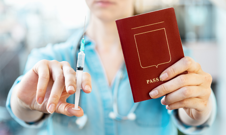 """Vaccination Passports: the """"will they"""" or """"won't they"""" of the summer"""