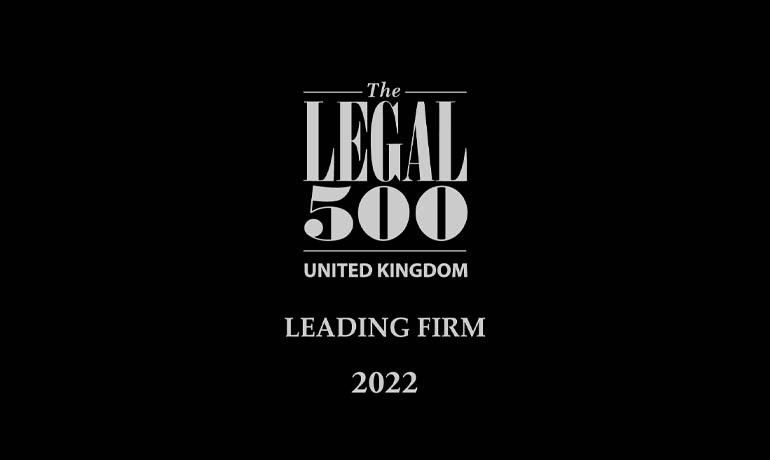 GQ|Littler has been recognised as a Leading Firm in The Legal 500 UK 2022